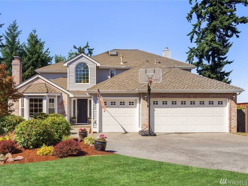 Housesitting assignment in Bothell, Washington, United States