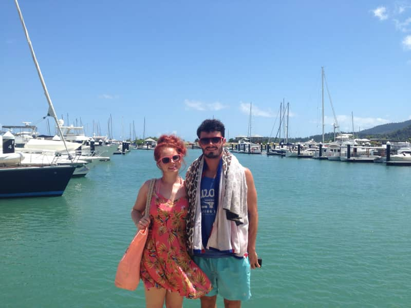 Anthony & Sophie from Leicester, United Kingdom