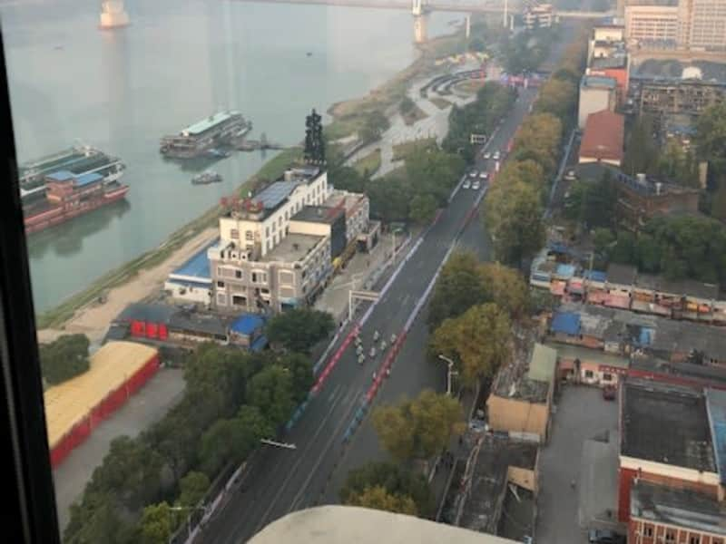Housesitting assignment in Yichang, China