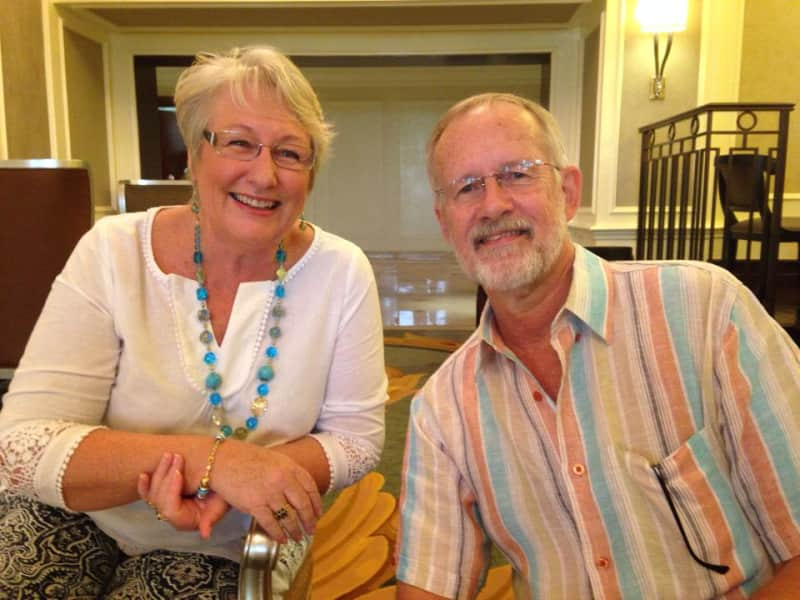 Cheryl & Ron from East Ballina, New South Wales, Australia