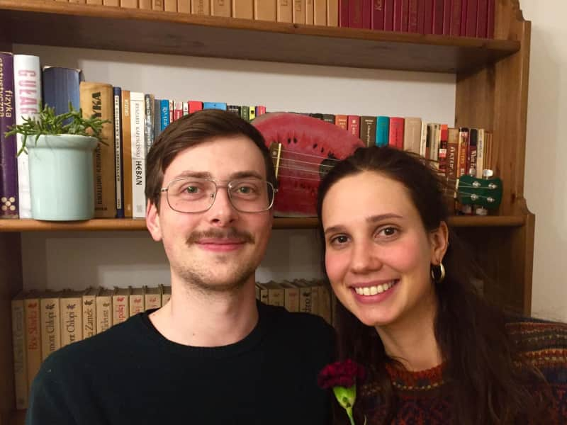 Kasper & Adelina from San José, Costa Rica