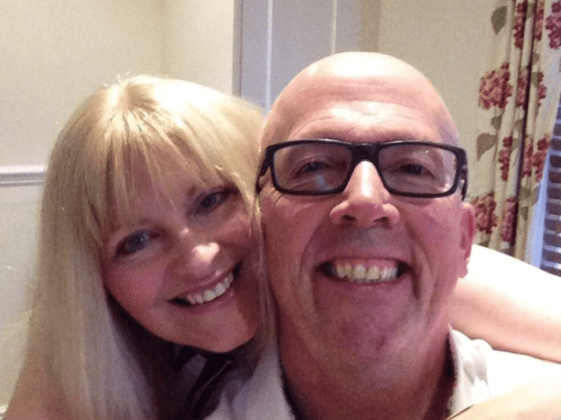 Joanne & Andy from Ashby de la Zouch, United Kingdom