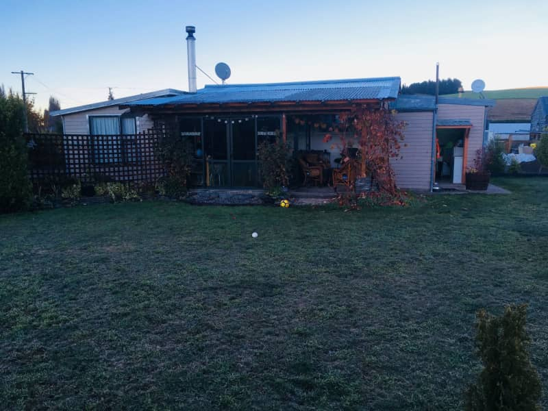 Housesitting assignment in Dunback, New Zealand