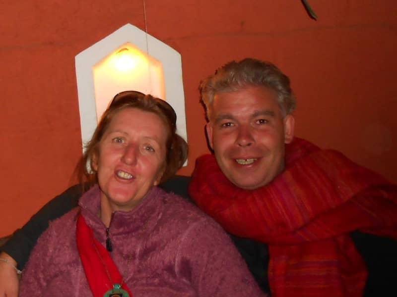 Denise & John from Kuala Lumpur, Malaysia