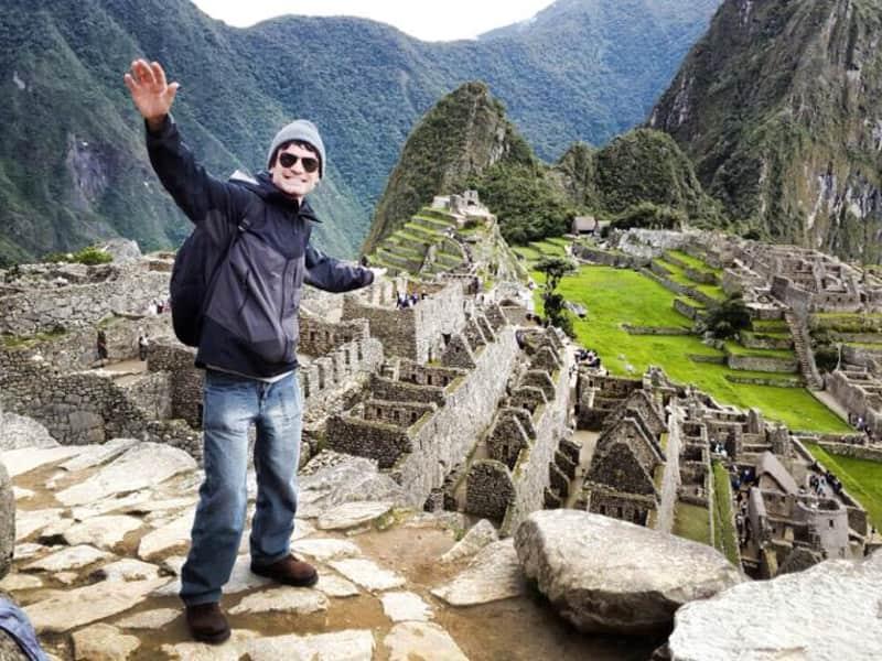 Nestor from Pilar, Argentina