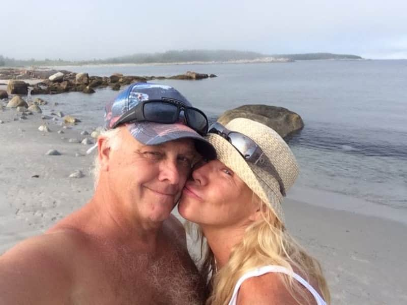 Theresa & Chris from New Haven, Connecticut, United States