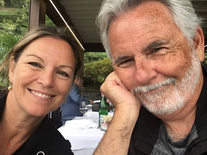 Steve & Susan from Beach Grove, British Columbia, Canada