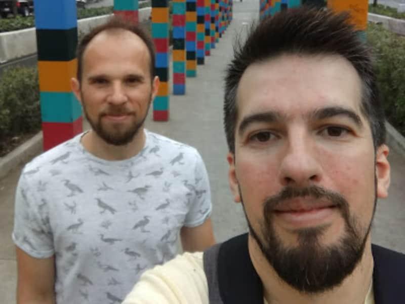 Guillermo & Ezequiel from San Carlos de Bariloche, Argentina