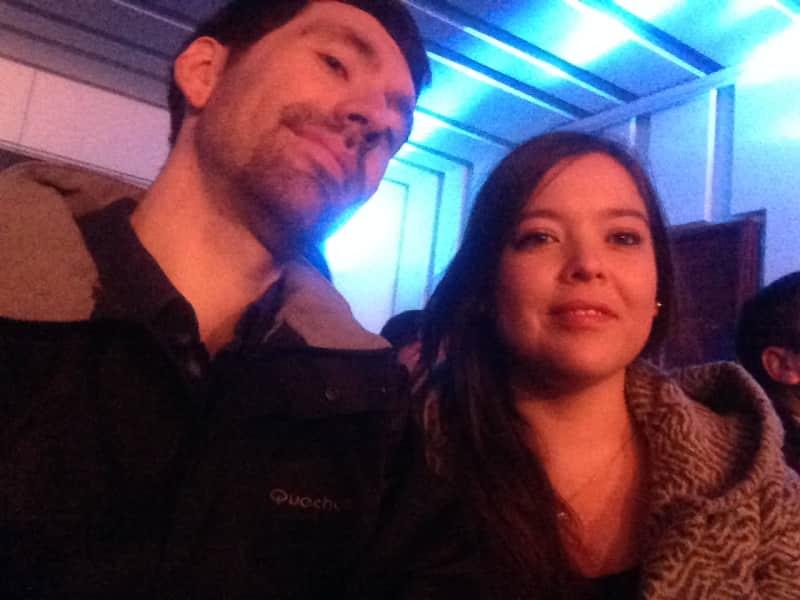 Michelle & Aldo from Halifax, Nova Scotia, Canada