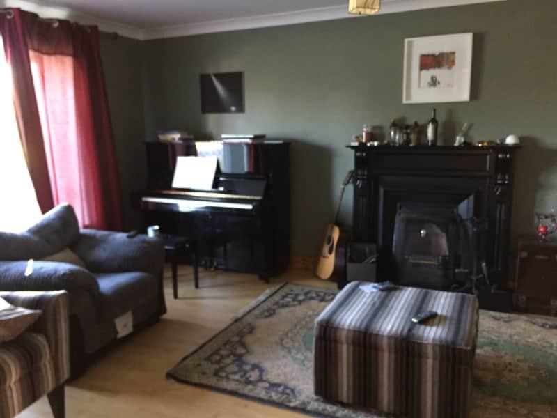 Housesitting assignment in Clarecastle, Ireland