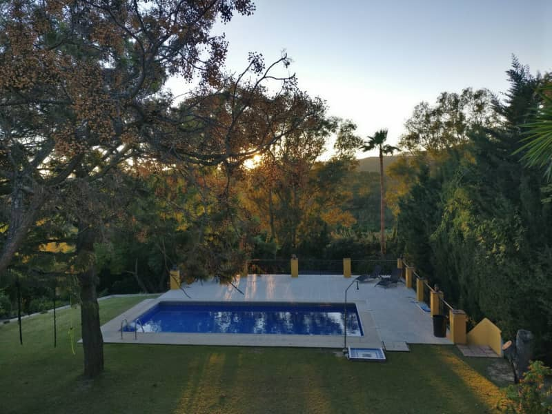 Housesitting assignment in Guadiaro, Spain