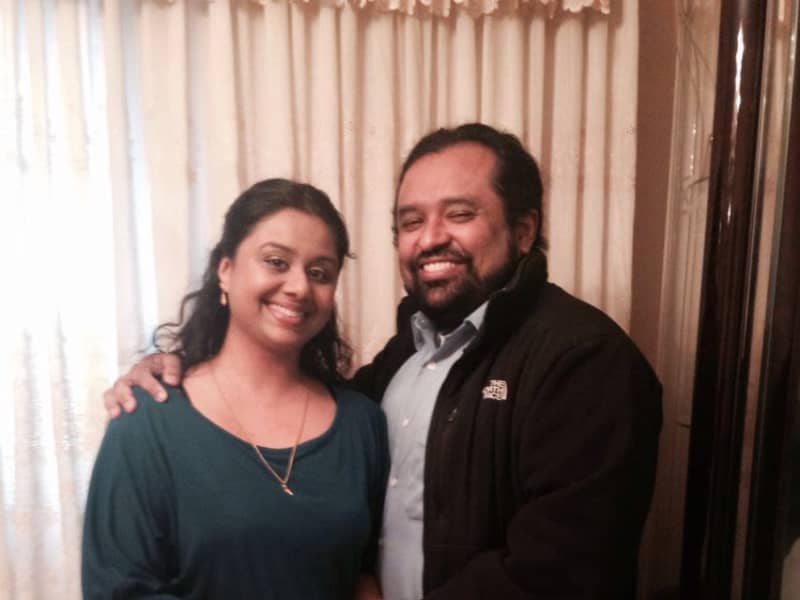 Judy & Sanju from Aldie, Virginia, United States
