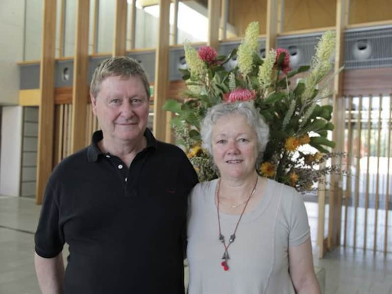 Tony & Denise from Canberra, Australian Capital Territory, Australia