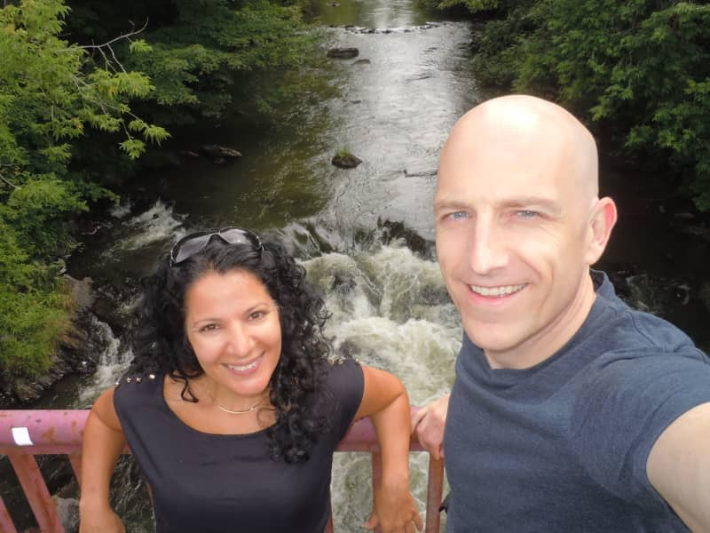 Alessandra & Daniel from Laval, Quebec, Canada
