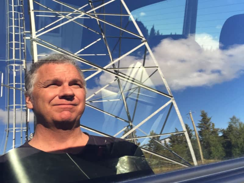 Stephen from High Level, Alberta, Canada