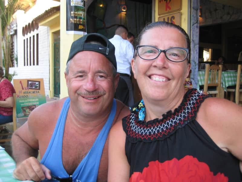Dale & Maxine from Calgary, Alberta, Canada