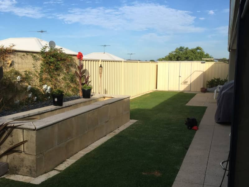 Housesitting assignment in Baldivis, Western Australia, Australia