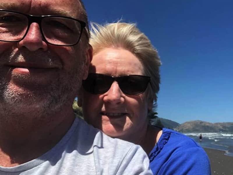 Jill & David from Paraparaumu, New Zealand