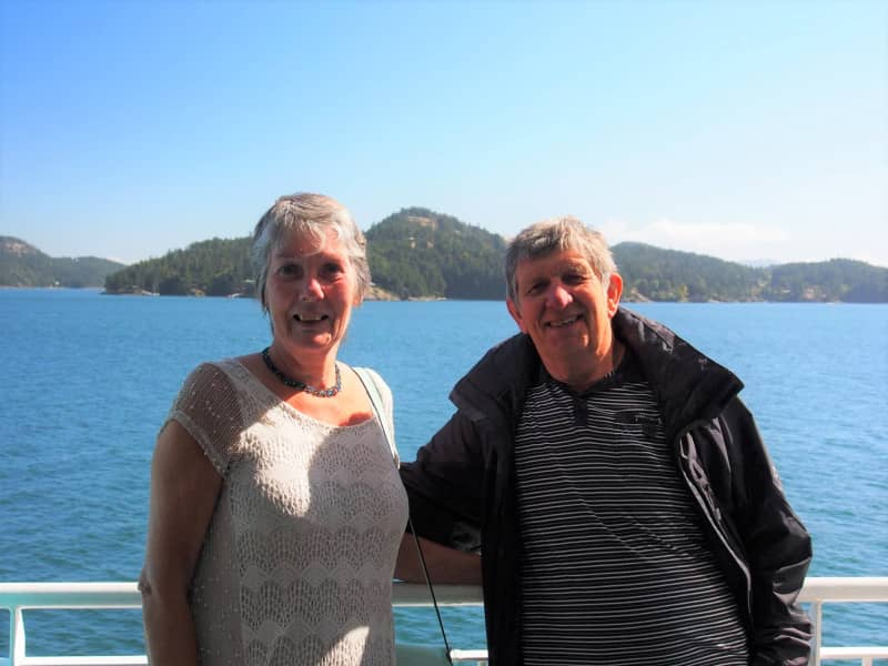Laura & Peter from Narberth, United Kingdom