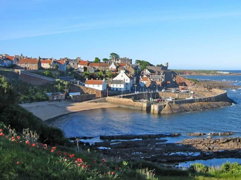Housesitting assignment in Crail, United Kingdom