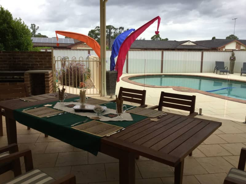 Housesitting assignment in Erskine Park, New South Wales, Australia