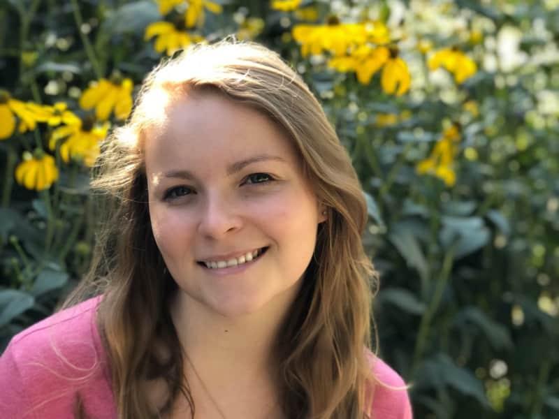 Elizabeth from Maastricht, Netherlands