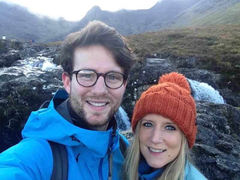Katy & Alex from Esher, United Kingdom