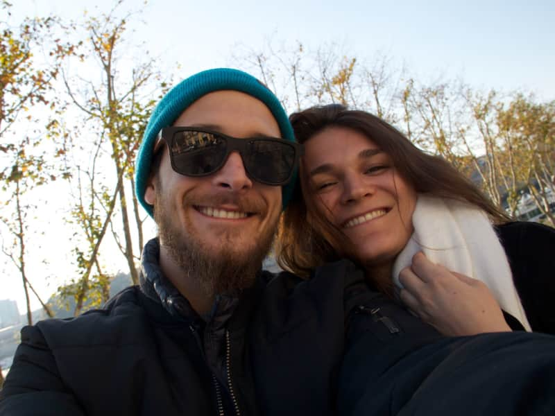 Margaux & Lucas from Lisbon, Portugal