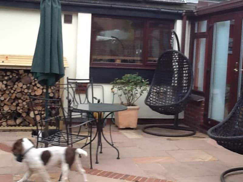Housesitting assignment in Kingsteignton, United Kingdom