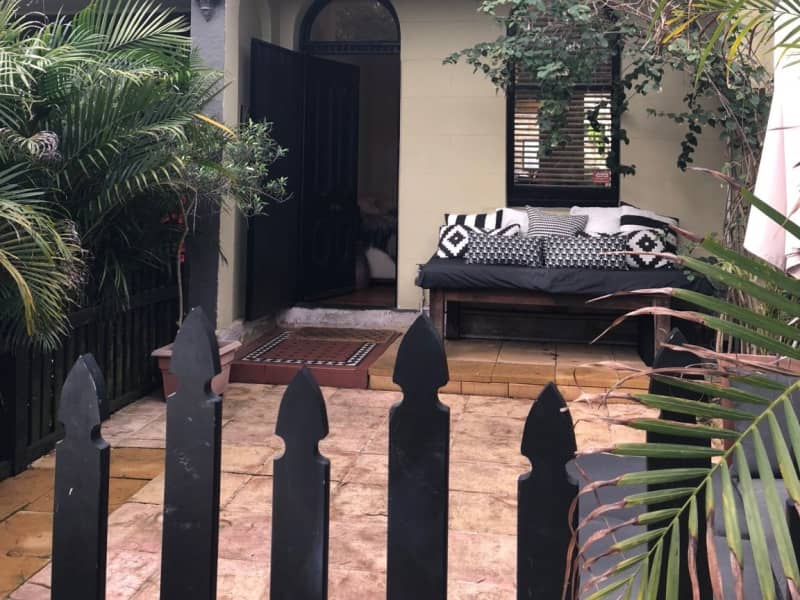 Housesitting assignment in Woollahra, New South Wales, Australia