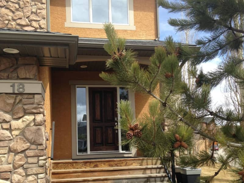 Housesitting assignment in Calgary, Alberta, Canada