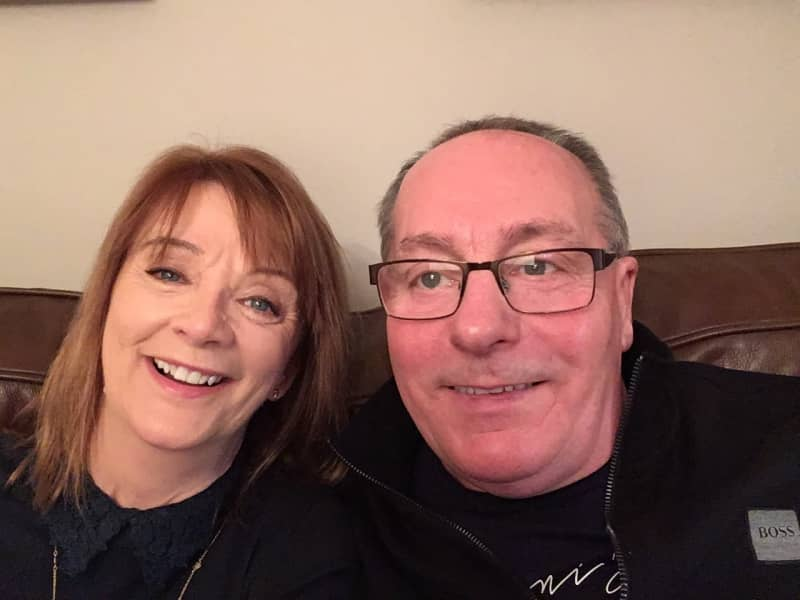 Sandra & James from Stirling, United Kingdom