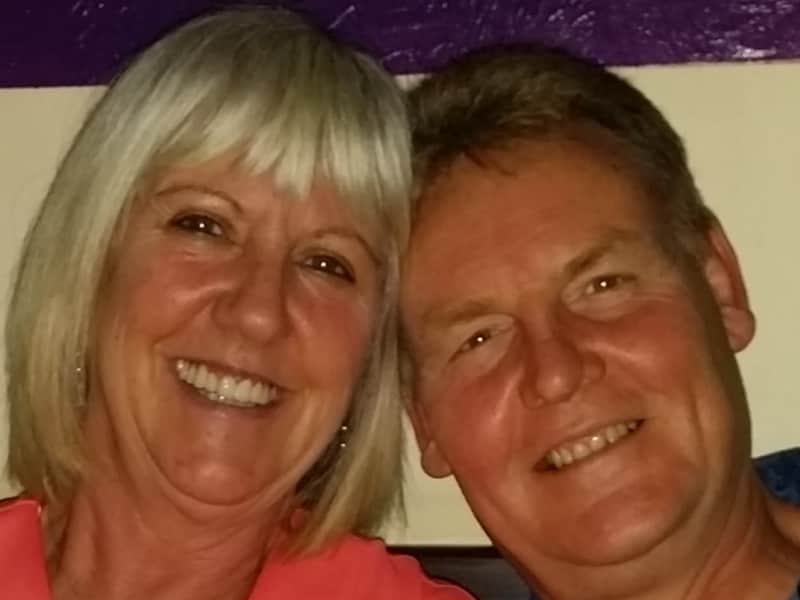 Annie & Neil from Kelty, United Kingdom