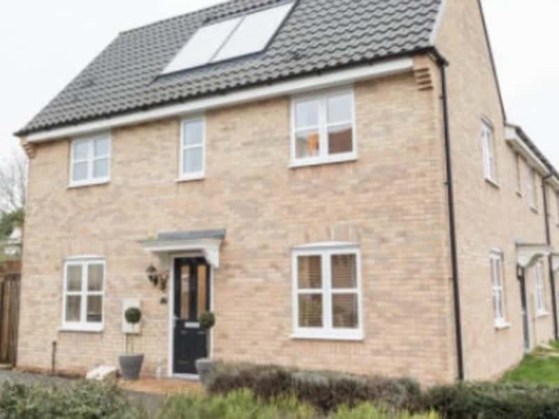 Housesitting assignment in Irthlingborough, United Kingdom
