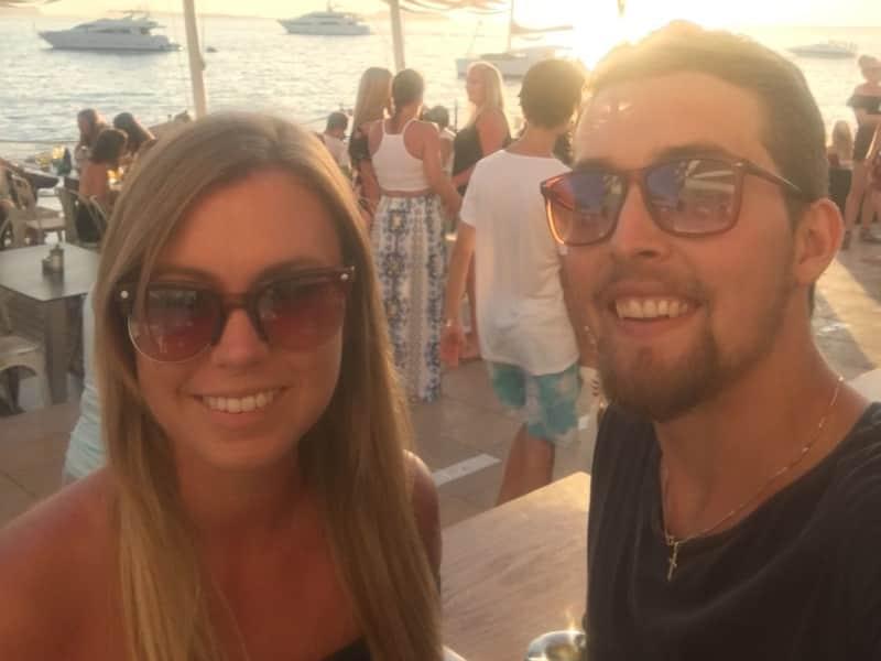 Lauren & Daniel from Kingscliff, New South Wales, Australia