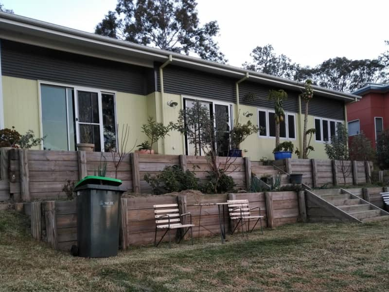 Housesitting assignment in Bolwarra, New South Wales, Australia