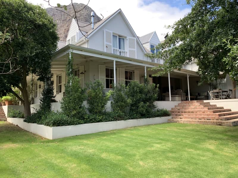 Housesitting assignment in Franschhoek, South Africa