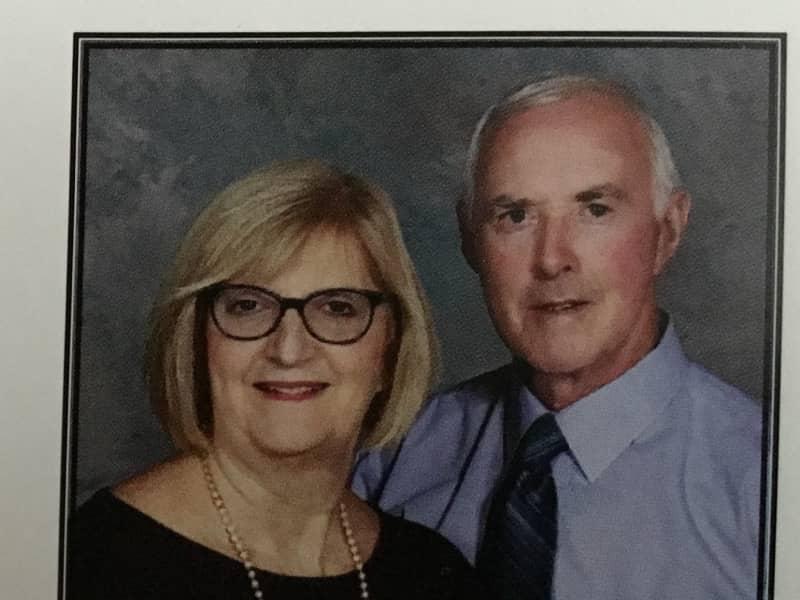Philomena & Eugene from Stratford, Ontario, Canada
