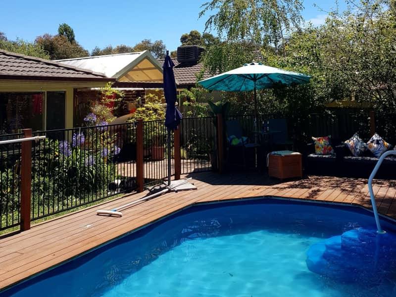 Housesitting assignment in Kilsyth, Victoria, Australia