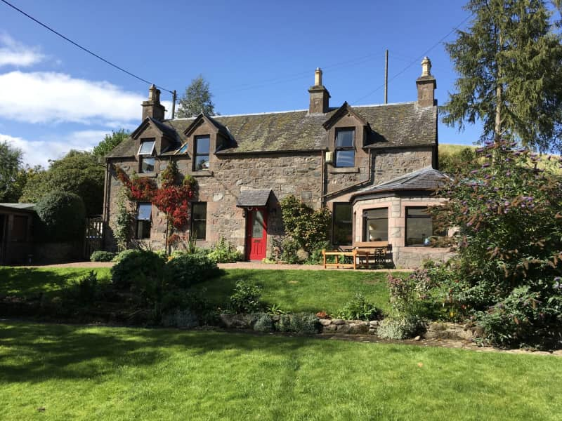 Housesitting assignment in Blairgowrie, United Kingdom