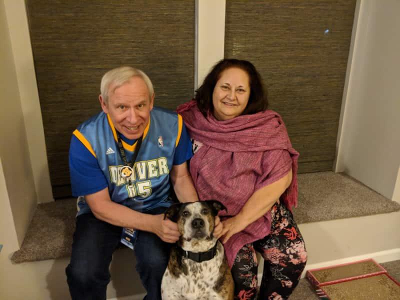 Sandra & Rick from Aurora, Colorado, United States