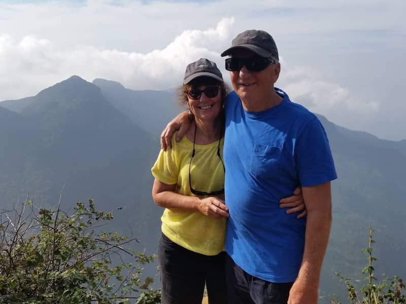 Linda & Bryan from Portland, Victoria, Australia