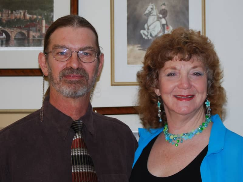 Donna & Bill from Houston, Texas, United States