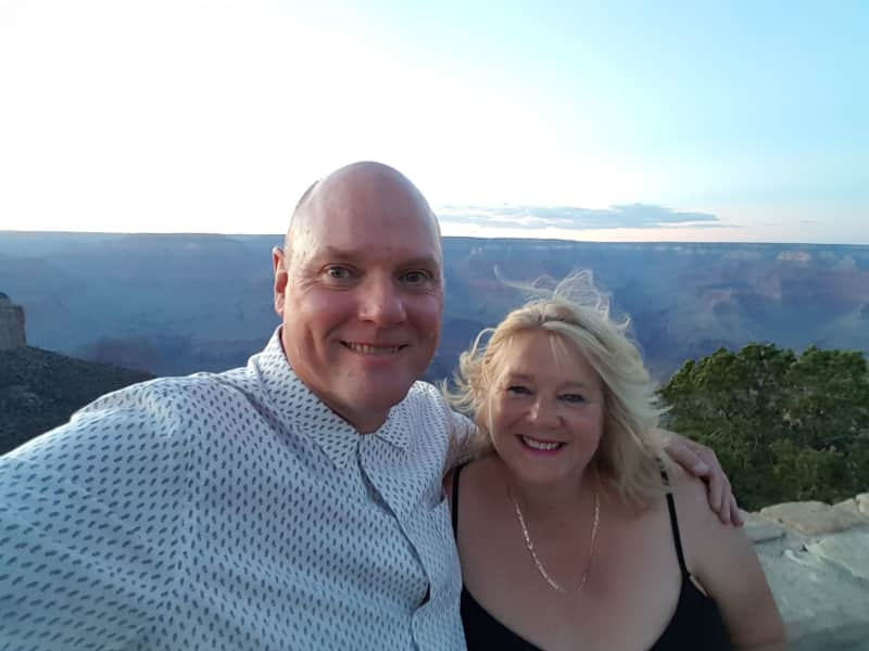 Wayne & Heather from Oldham, United Kingdom