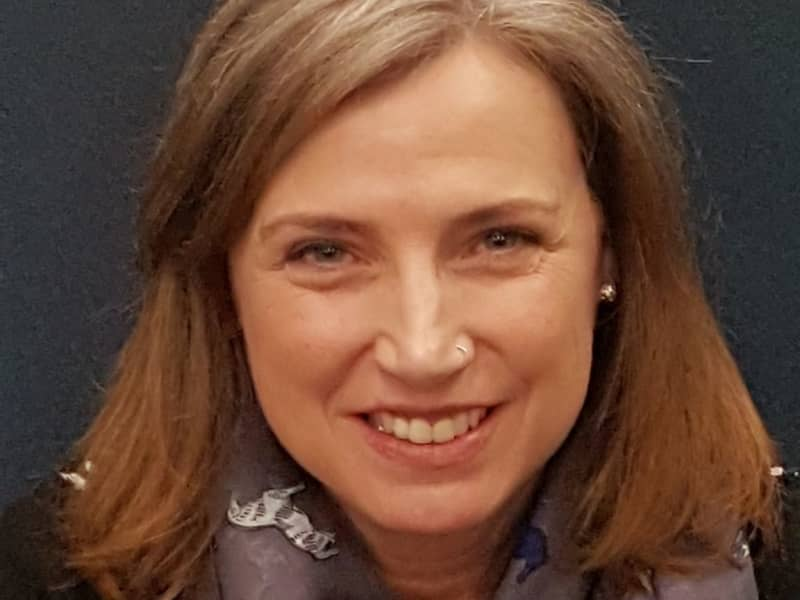 Suzanne from North Vancouver, British Columbia, Canada