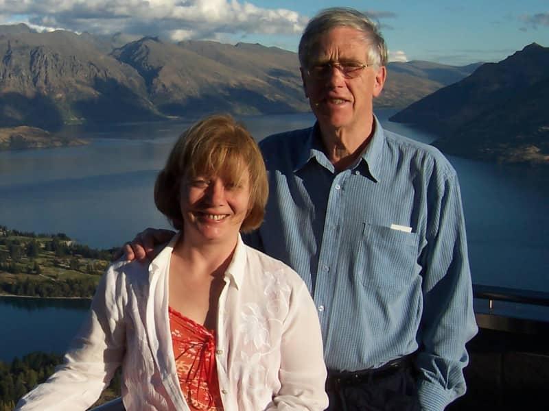 Yvonne & Graham from Bridgnorth, United Kingdom