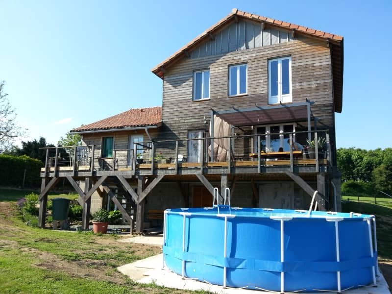 Housesitting assignment in Bussière-Galant, France