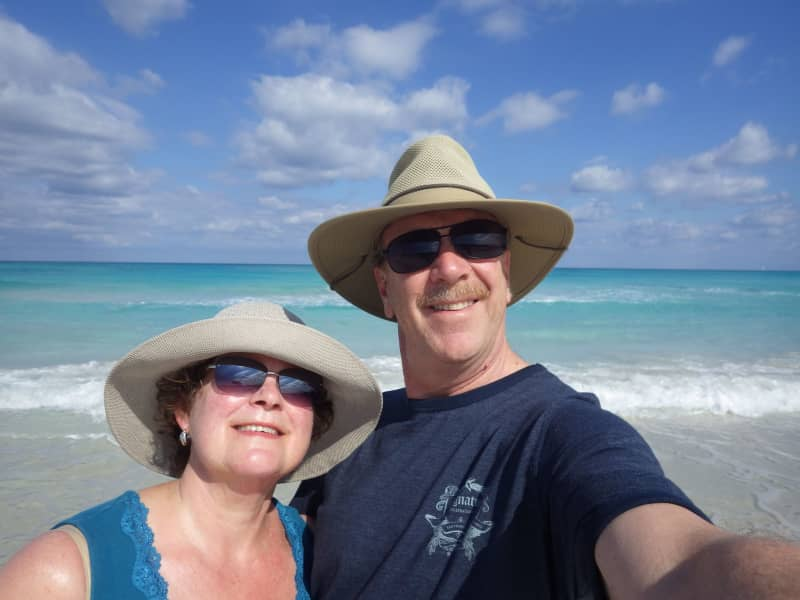 Marie & Ron from Regina, Saskatchewan, Canada