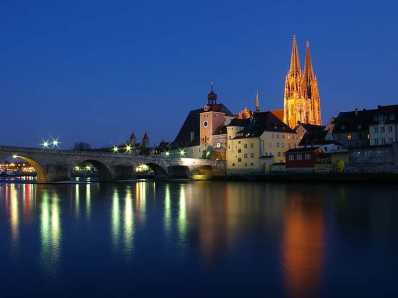 Housesitting assignment in Regensburg, Germany