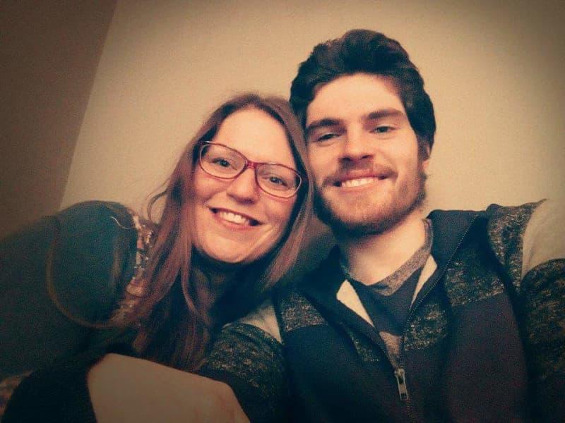 Kathleen & Shaun from Lincoln, United Kingdom